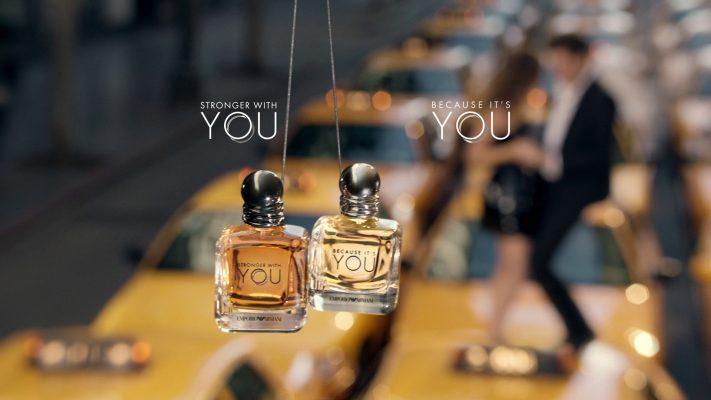 Emporio Armani Archives Perfume Box